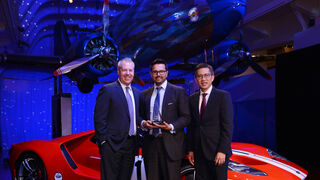 Axalta Coating Systems, premiada por Ford