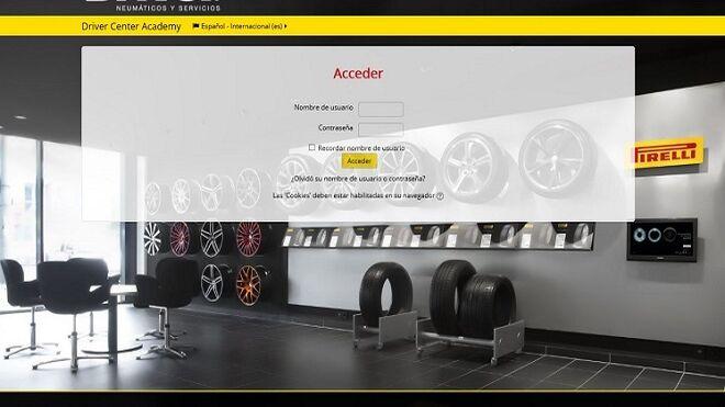 Driver Center presenta la plataforma online de formación Driver Academy