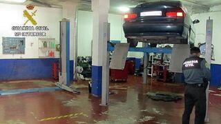 ¿Qué peligros tiene realizar el mantenimiento en un taller ilegal?