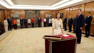 Anfac da la bienvenida a la nueva ministra de Industria, Reyes Maroto