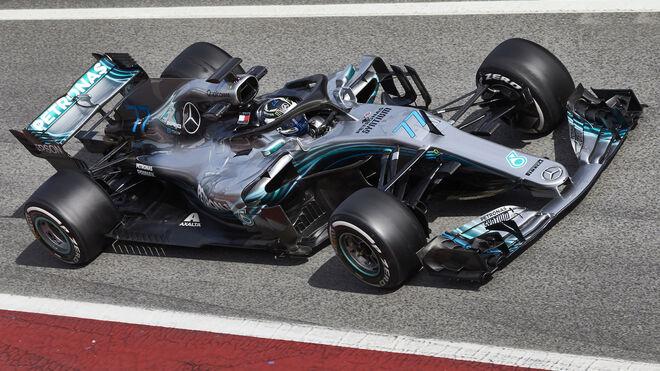 Un día en un taller de pintura de Fórmula 1