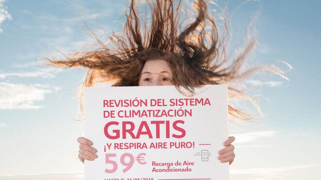 Campaña gratuita de Citroën de revisión de la climatización