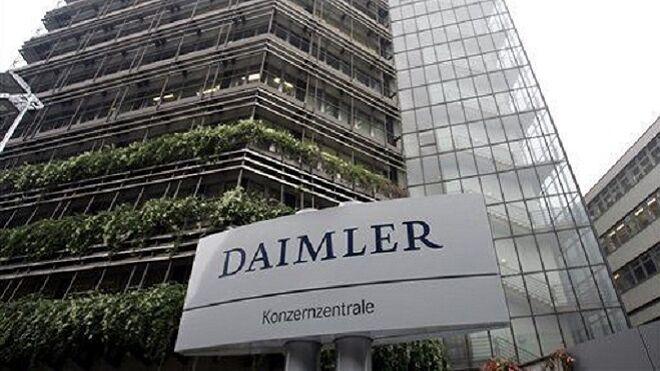 Daimler revisará 774.000 vehículos en Europa por contar con un software ilegal