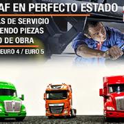 DAF premia a sus clientes con maquetas de camiones a escala