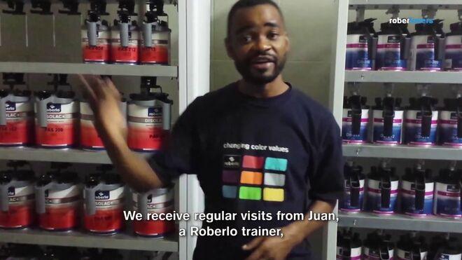 Roberlo gana presencia en redes sociales con su campaña Roberlovers