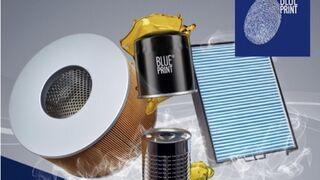 ¿Por qué elegir filtros Blue Print?