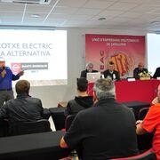 La Unió d´Empresaris analiza el mercado de los eléctricos en Cataluña