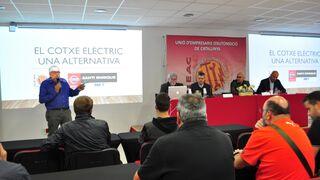 La Unió d'Empresaris analiza el mercado de los eléctricos en Cataluña