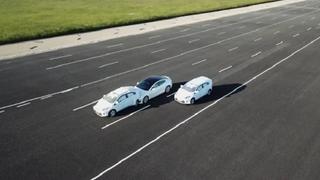 Las compañías de seguros advierten de la peligrosidad de los coches autónomos