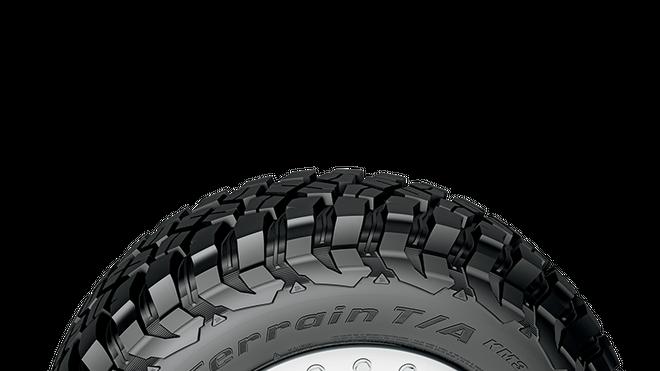 BFGoodrich presenta el neumático Mud Terrain T/A KM3