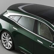 Neumáticos Vredestein equiparán el Tesla Shooting Brake