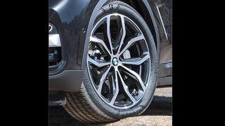 Bridgestone, proveedor del equipo original de la tercera generación del nuevo BMW X3