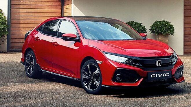 Honda llama a revisión por problemas en el airbag lateral de los Civic