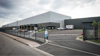 BMW duplica la capacidad de su almacén de recambios en Estrasburgo