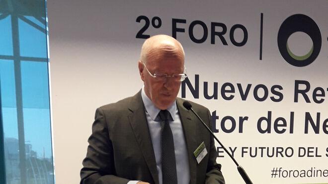 """Juan Ramón Pérez Vázquez: """"si no acabamos con el fraude, el sector acabará desapareciendo"""""""