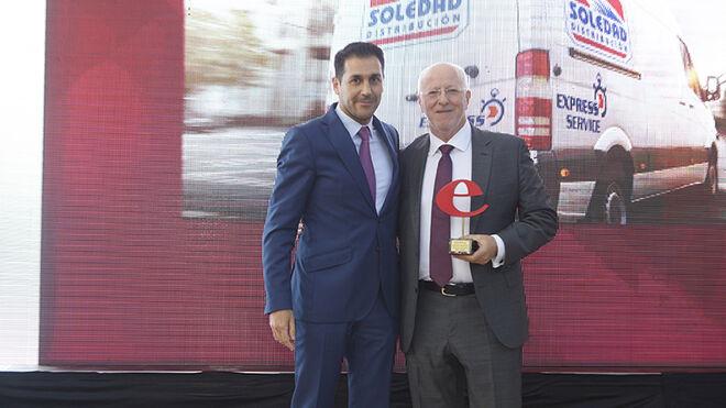 Grupo Soledad, premiada en la III Edición Premios Ejecutivos Comunidad Valenciana