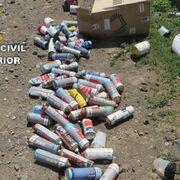 Denuncian un taller en Gran Canaria por vertidos incontrolados de residuos químicos