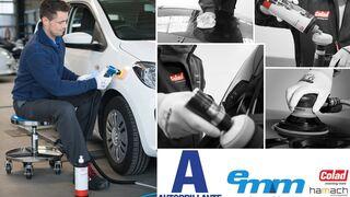 Autobrillante presenta el sistema de pulido Colad de EMM