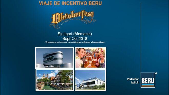 Federal-Mogul y Beru premian a distribuidores con un viaje a Alemania