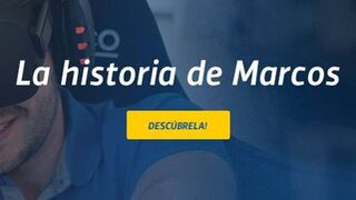 """Serca muestra sus valores con """"La historia de Marcos"""""""