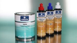 Roberlo presenta el nuevo fondo epoxi Repox para el repintado de carrocerías