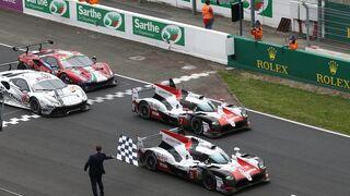 Denso ayuda a Toyota a lograr su primera victoria en las 24 Horas de Le Mans