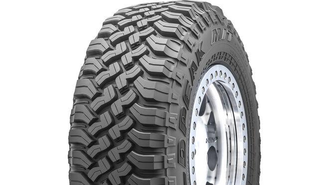 Falken presenta Wildpeak M/T, su nuevo neumático 'off-road'