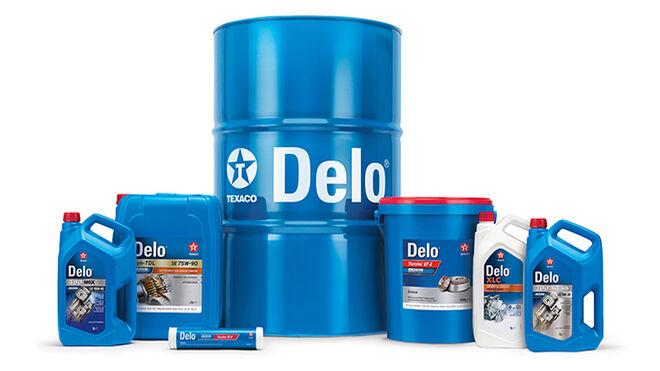 Cepsa comercializará la gama Texaco Delo de lubricantes