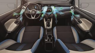 Nissan amplía su gama de filtros de aire de alto rendimiento