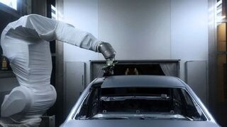 Audi podrá cubrir con dos colores diferentes la carrocería en un único proceso