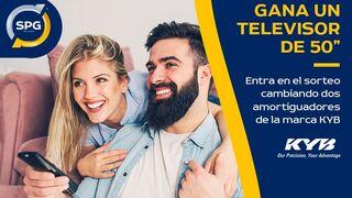 SPG Talleres regala una televisión al adquirir amortiguadores KYB