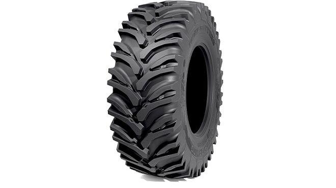 Nokian presenta su nuevo neumático para tractor