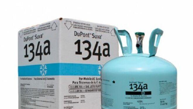Baja el impuesto sobre el gas fluorado 134a
