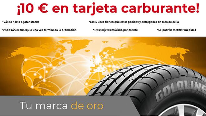 Grupo Total premia a sus clientes con tarjetas de carburante