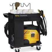 Trolley Mirka Solutions: la solución idónea para el taller de pintura