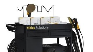 Trolley Mirka Solutions