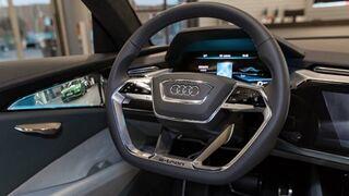 Audi sustituirá los retrovisores por pantallas digitales