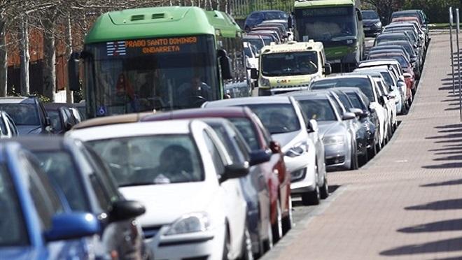 El parque automovilístico envejece casi el 50% en la última década