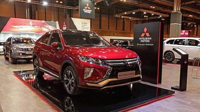 Mitsubishi cambia la imagen de 5.000 concesionarios en todo el mundo