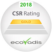 Axalta recibe el premio Estrella de Oro de EcoVadis