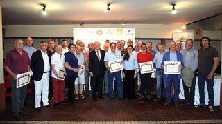 El Gremi rinde homenaje a los talleres que cumplen 50 y 25 años en la asociación