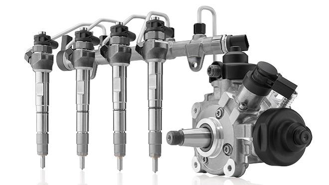 Bosch supera las 250 millones de unidades producidas de inyectores GDI