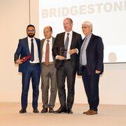 Bridgestone, nombrada 'Proveedor del Año' por CNH Industrial