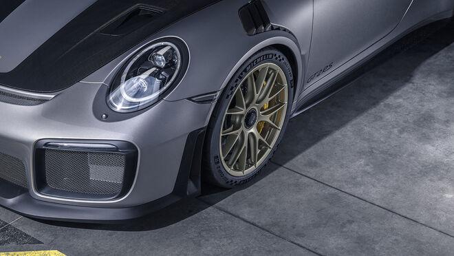 Michelin lanza el neumático Pilot Sport Cup 2 R