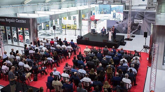 Lever Touch inaugura su Express Repair Center en Barcelona