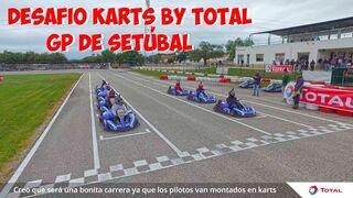 Desafío Karts by Total: emoción en tierras portuguesas