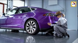 El taller de pintura del futuro: drones, hologramas y gafas inteligentes