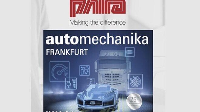 Phira presenta sus nuevos productos en Automechanika