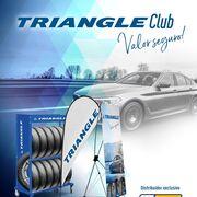 Tiresur hace un balance muy positivo de la evolución de Triangle