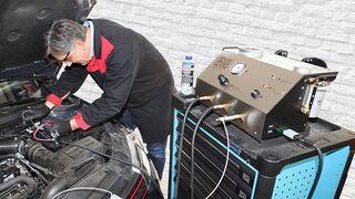 Liqui Moly presenta sus nuevos dispositivos en Automechanika Frankfurt